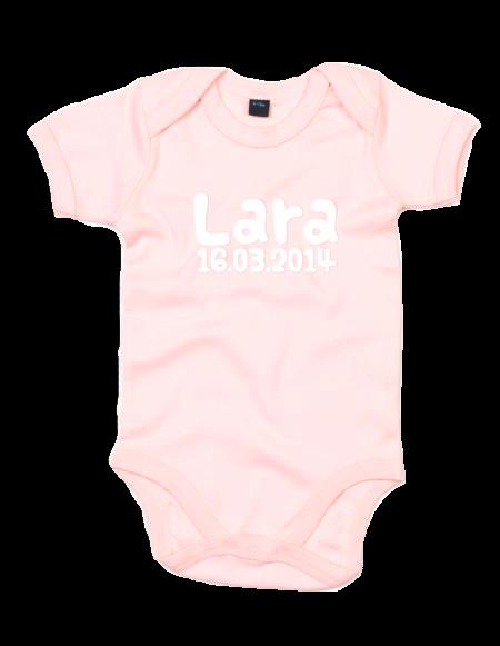 Baby Body Rosa
